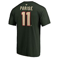 Men's Minnesota Wild Zach Parise Player Tee