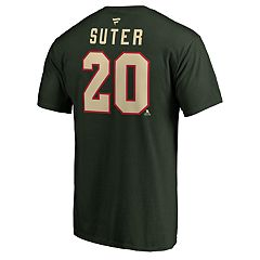 Men's Minnesota Wild Ryan Suter Player Tee