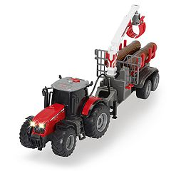Dickie Toys Light & Sound Massey Ferguson 8737