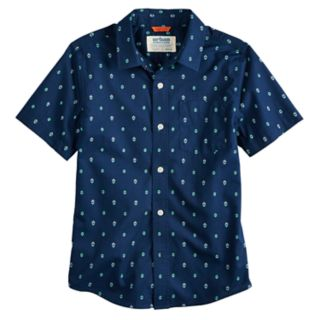 Boys 8-20 Urban Pipeline® Maxwear Plaid Button-Down Shirt