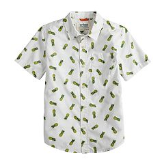 Boys 8-20 Urban Pipeline™ Maxwear Button-Down Shirt