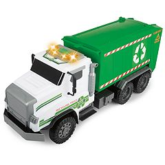 Dickie Toys Light & Sound Giant Recycle Truck