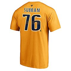 Men's Nashville Predators P. K. Subban Player Tee