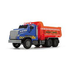Dickie Toys Light & Sound Giant Dump Truck