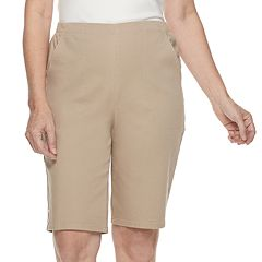 Women's Croft & Barrow® Pull-On Bermuda Shorts