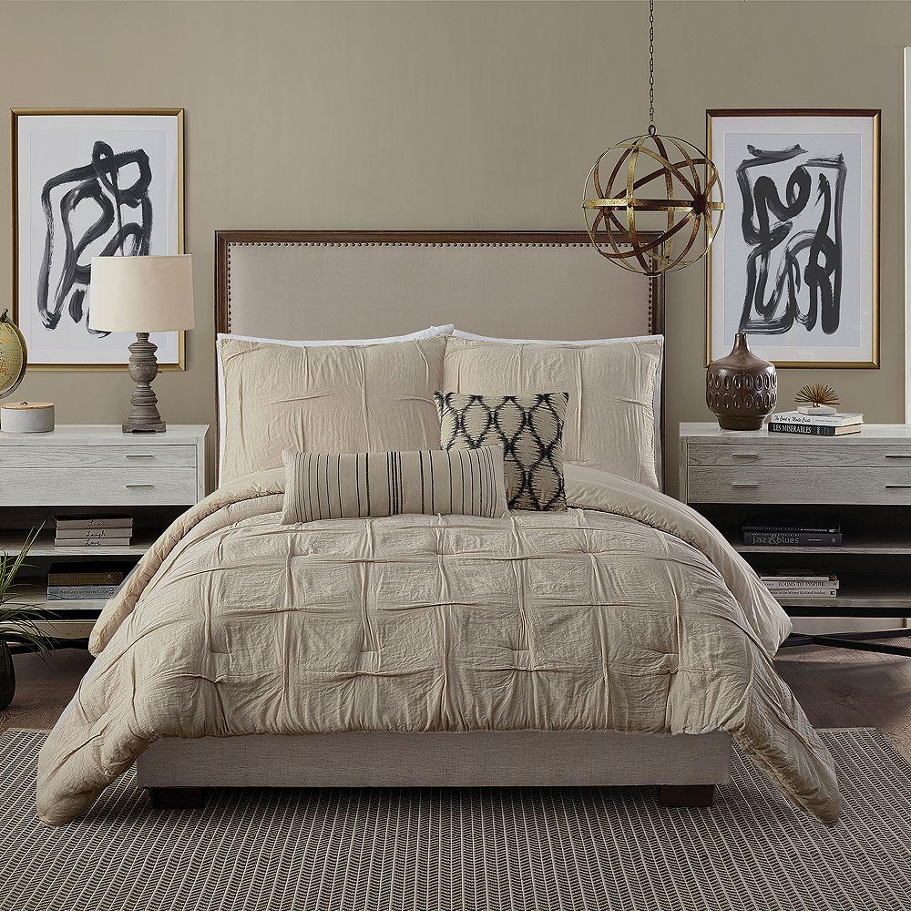 Ayesha Curry Natural Instincts Comforter Set