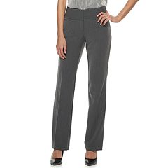 Women's ELLE™ Wide Waist Dress Pants