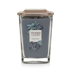 Yankee Candle Elevation Collection Dark Berries 19.5-oz. Candle Jar