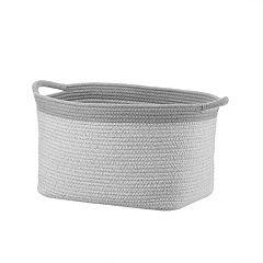 Basketville Coiled Rope Basket