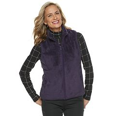Women's Croft & Barrow® Fleece Vest