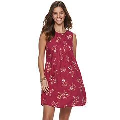 59d2c331e122 Women's SONOMA Goods for Life™ Pintuck Challis Dress