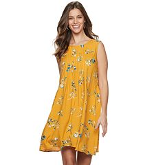 dc5b395ec1 Women's SONOMA Goods for Life™ Pintuck Challis Dress