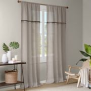 Madison Park Avisa Window Curtain