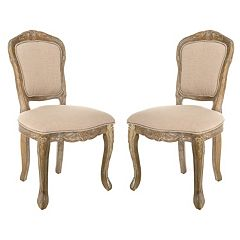 Safavieh Burgess French Upholstered Side Chair