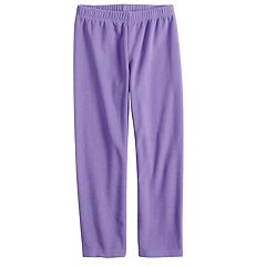 Girls 4-12 Jumping Beans® Microfleece Pants