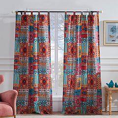 Indie 2-pack Window Curtain Set