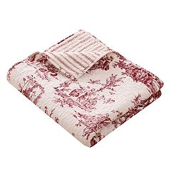Greenland Home Classic Toile Throw