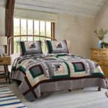 Greenland Home Pine Grove Quilt Set