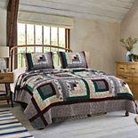 Greenland Home Pine Grove Quilt Set
