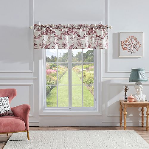 Greenland Home Classic Toile Window Valance