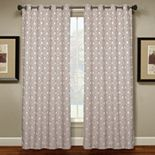 Spencer Home Decor 1-Panel Teardrop Window Curtain