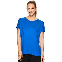 Women's Gaiam Namaste Strappy Back Yoga Tee