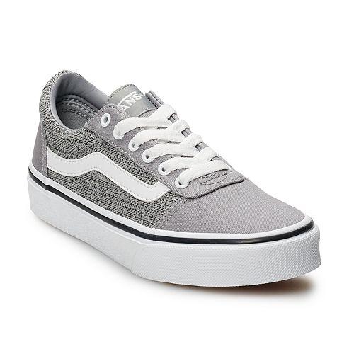 aac8c1ad5d Vans Ward Low Boys  Skate Shoes