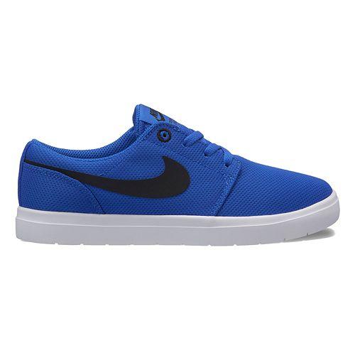 Nike SB Portmore II Ultralight Grade School Skate Shoes 9a5ce1c8a