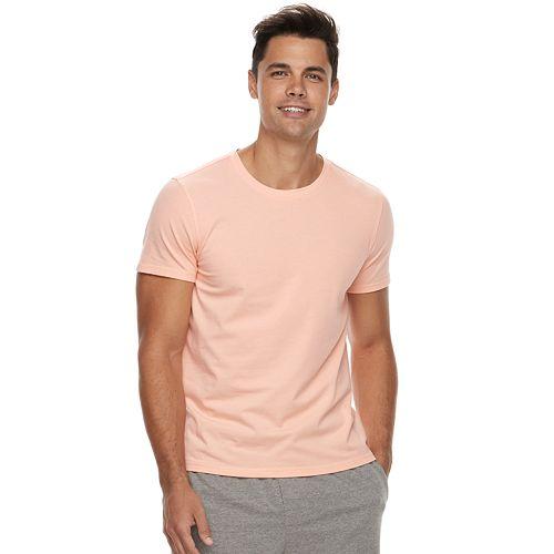 Men's Apt. 9® Premier Flex Slim-Fit Crewneck Sleep Shirt