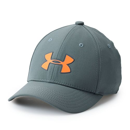 Boys 4-20 Under Armour Headline 3.0 Logo Fitted Baseball Cap