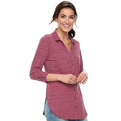 Women's SONOMA Goods for Life™ Tunic Shirt