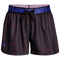 Girls 7-16 Under Armour Play Up Mesh Shorts