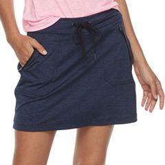 Women's Tek Gear® Zipper Pocket Skort