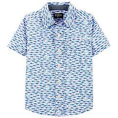 Toddler Boy OshKosh B'gosh® Shark Shirt