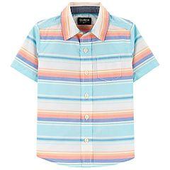 Toddler Boy OshKosh B'gosh® Striped Shirt