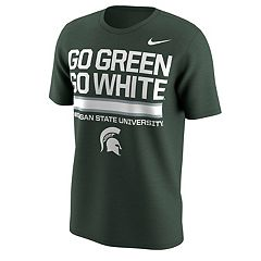 Men's Nike Michigan State Spartans Local Tee