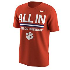 Men's Nike Clemson Tigers Local Tee