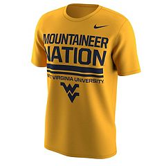 Men's Nike West Virginia Mountaineers Local Tee