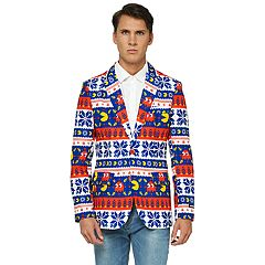Men's OppoSuits Pac-Man Christmas Blazer