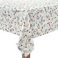 St. Nicholas Square Scroll Print 60-inch x 120-inch Tablecloth Deals