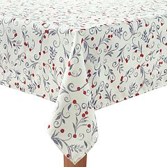 St. Nicholas Square® Scroll Print Tablecloth
