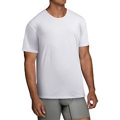 4baca988f4195a Men s Fruit of the Loom Signature Everlight Go Active 3-pack Crewneck Tees