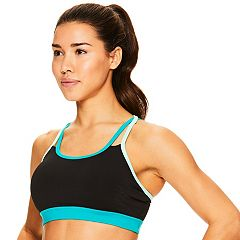 Gaiam Bra: Shine Wire-Free Low-Impact Yoga Sports Bra