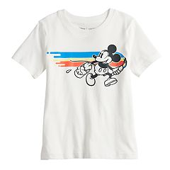 Disney's Mickey Mouse Boys 4-12 Softest Graphic Tee by Jumping Beans®