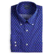 Men's Croft & Barrow® Easy-Care Button-Down Collar Dress Shirt