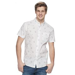 Men's Urban Pipeline™ Awesomely Soft Button-Down Shirt