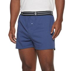Men's IZOD 3-pack Knit Midway Boxers