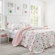 Laura Ashley Lifestyles Libby Quilt Set
