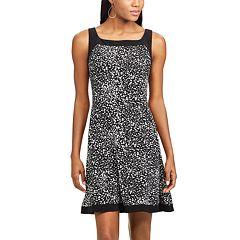Women's Chaps Fit & Flare Dress