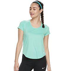 Women's Nike Dry Short Sleeve Running Top